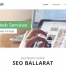 Ballarat Web Design website for SEO Ballarat